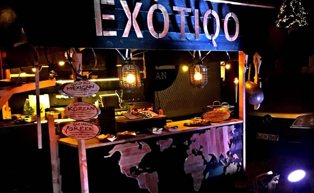 Exotiqo stand